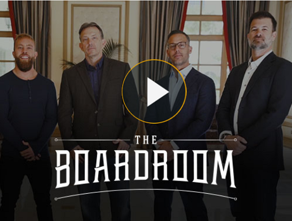 The Boardroom - Raging Bull Events