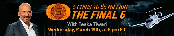 5 Coins to $5 Million