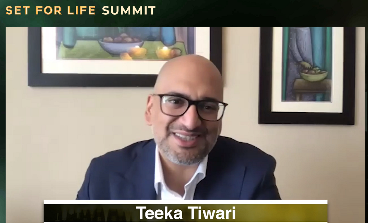 Teeka Tiwari's Set For Life Pre-IPO: The Next Aspirin Biotech Boom Research