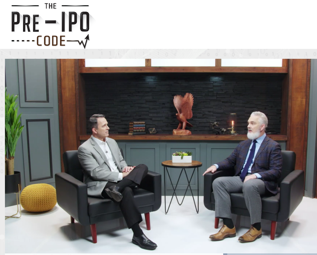 "Jeff Brown's Full List Of ""Pre-IPO Codes"": Blank Check Speculator Service"