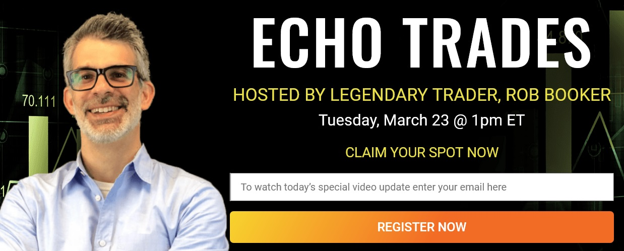 Rob Booker's Echo Trades Review