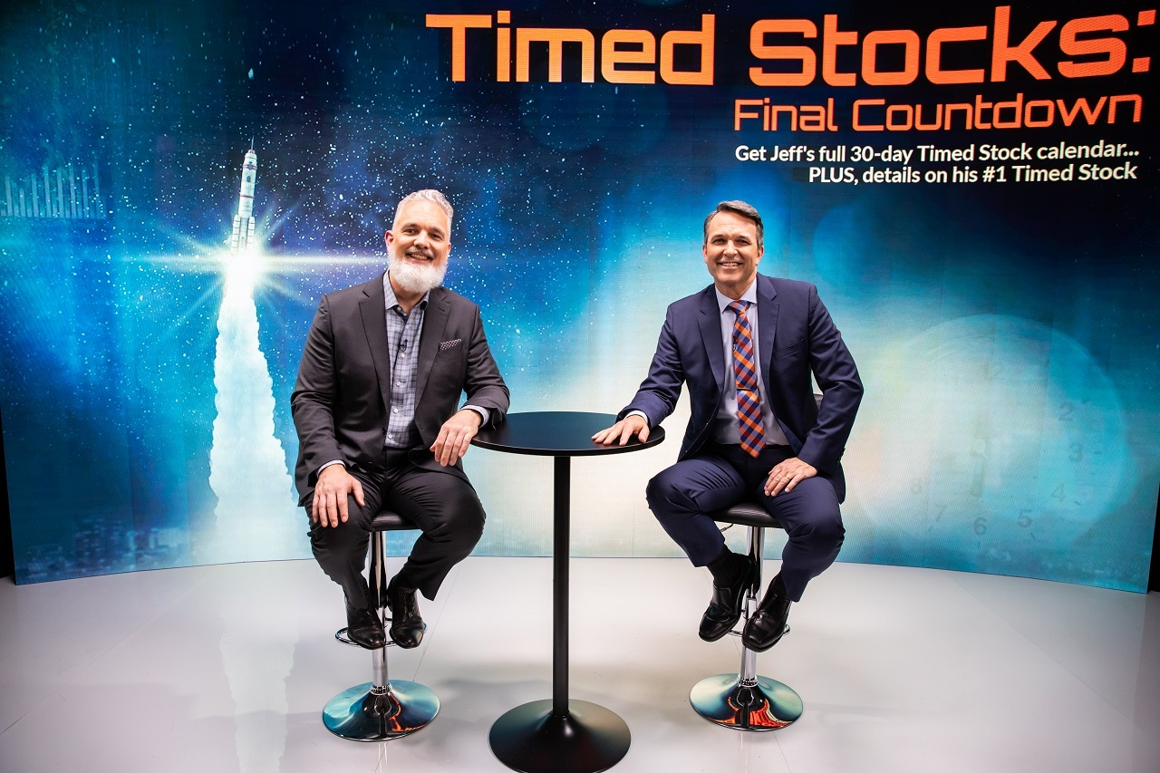 Jeff Brown Timed Stocks Final Countdown Summit Details