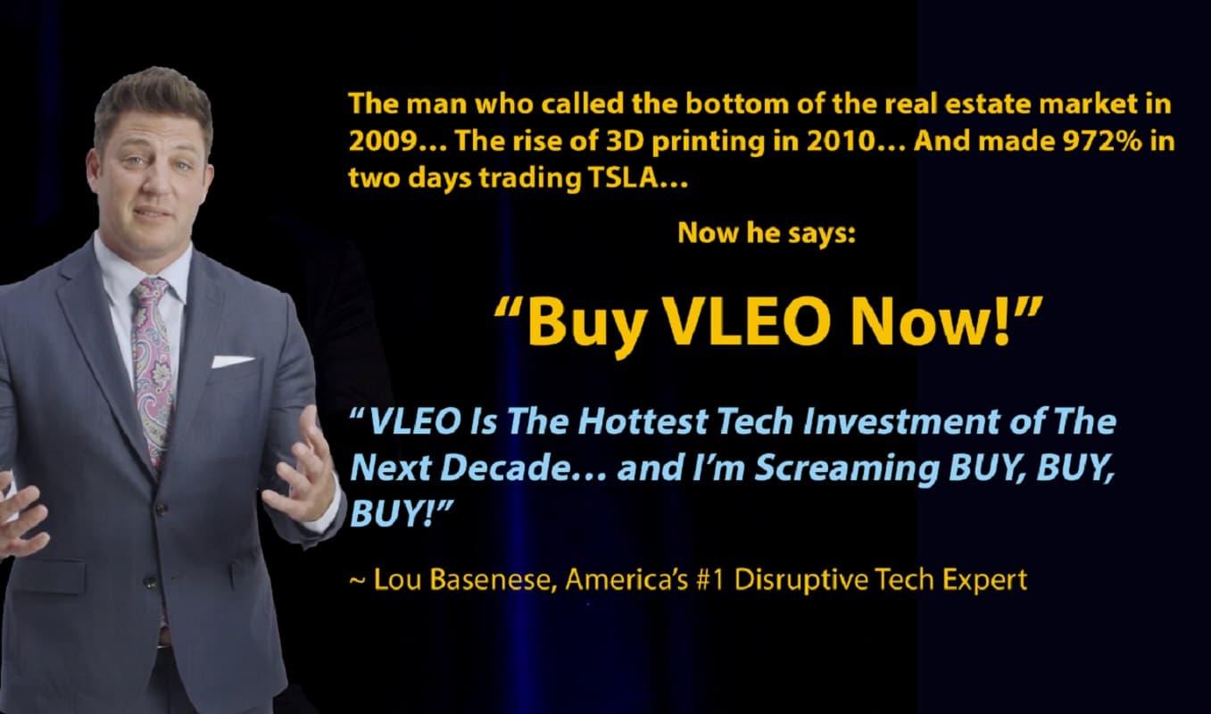 [PROOF] Bezos DUMPING Amazon shares to buy into VLEO?
