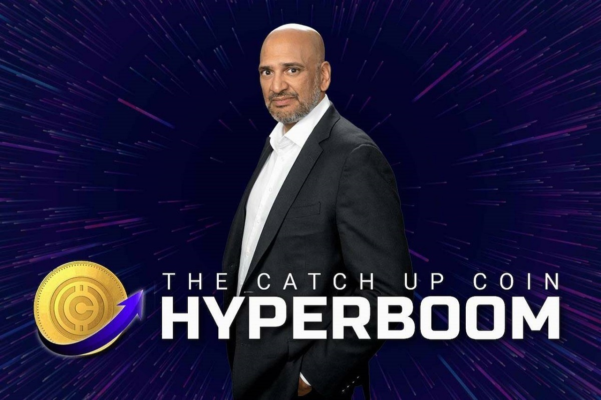 The Crypto Catch Up Coin Hyperboom